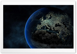 Europe Continent HD Wide Wallpaper for Widescreen