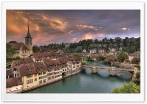 European City HD Wide Wallpaper for 4K UHD Widescreen desktop & smartphone