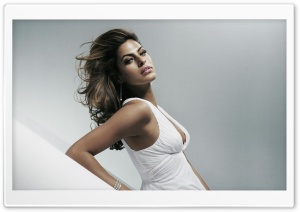Eva Mendes 15 HD Wide Wallpaper for Widescreen