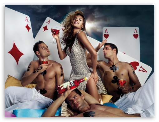 Eva Mendes Poker HD wallpaper for Standard 4:3 5:4 Fullscreen UXGA XGA SVGA QSXGA SXGA ; iPad 1/2/Mini ; Mobile 4:3 5:4 - UXGA XGA SVGA QSXGA SXGA ;