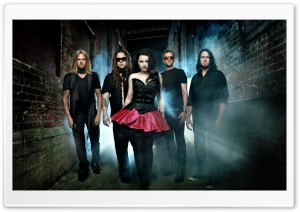 Evanescence HD Wide Wallpaper for Widescreen