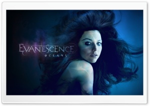 Evanescence Oceans HD Wide Wallpaper for Widescreen
