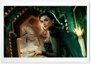 Evanora - Oz the Great and Powerful 2013 Movie HD Wide Wallpaper for Widescreen