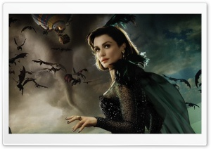 Evanora the Wicked Witch - Oz the Great and Powerful 2013 Movie HD Wide Wallpaper for Widescreen