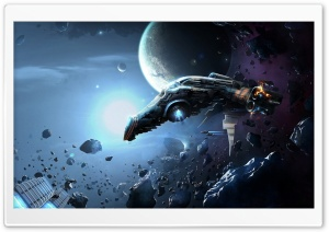 EVE ONLINE HD Wide Wallpaper for Widescreen