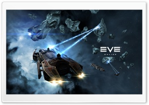EVE Online Space Game HD Wide Wallpaper for 4K UHD Widescreen desktop & smartphone