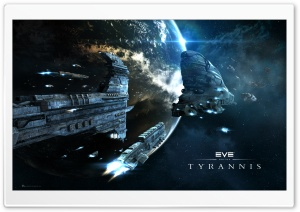 EVE Online Tyrannis HD Wide Wallpaper for Widescreen