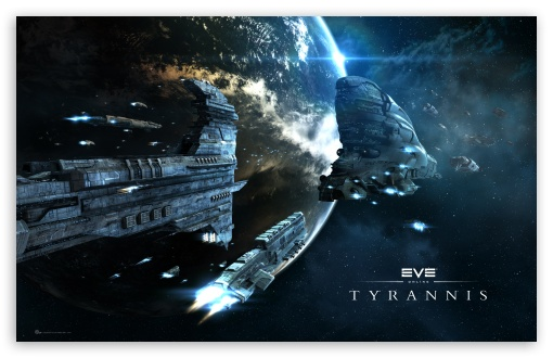 EVE Online Tyrannis 4K HD Desktop Wallpaper For 4K Ultra