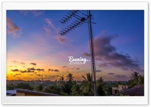 Evening HD Wide Wallpaper for Widescreen