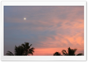 Evening Sky HD Wide Wallpaper for Widescreen