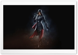 Evie Frye - Assassins Creed Syndicate 2015 HD Wide Wallpaper for Widescreen
