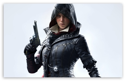 Evie Frye, Assassins Creed Syndicate 2015 video game ❤ 4K UHD Wallpaper for Wide 16:10 5:3 Widescreen WHXGA WQXGA WUXGA WXGA WGA ; 4K UHD 16:9 Ultra High Definition 2160p 1440p 1080p 900p 720p ; UHD 16:9 2160p 1440p 1080p 900p 720p ; Standard 4:3 5:4 3:2 Fullscreen UXGA XGA SVGA QSXGA SXGA DVGA HVGA HQVGA ( Apple PowerBook G4 iPhone 4 3G 3GS iPod Touch ) ; Smartphone 5:3 WGA ; Tablet 1:1 ; iPad 1/2/Mini ; Mobile 4:3 5:3 3:2 16:9 5:4 - UXGA XGA SVGA WGA DVGA HVGA HQVGA ( Apple PowerBook G4 iPhone 4 3G 3GS iPod Touch ) 2160p 1440p 1080p 900p 720p QSXGA SXGA ; Dual 16:10 5:3 4:3 5:4 WHXGA WQXGA WUXGA WXGA WGA UXGA XGA SVGA QSXGA SXGA ;