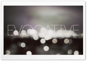 evocative. HD Wide Wallpaper for Widescreen