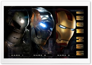 Evolution Armor, Iron Man HD Wide Wallpaper for Widescreen