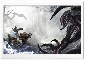 Evolve HD Wide Wallpaper for Widescreen