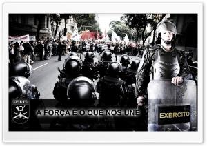 Exercito Brasileiro Ultra HD Wallpaper for 4K UHD Widescreen desktop, tablet & smartphone