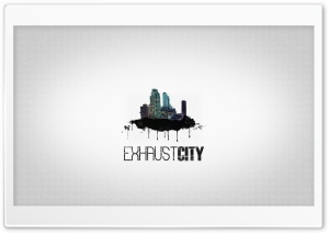 Exhaust CITY HD Wide Wallpaper for Widescreen