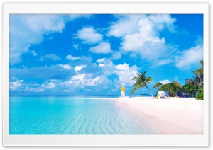 Exotic Vacation HD Wide Wallpaper for Widescreen