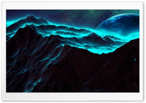 Exploring New Horizons Ultra HD Wallpaper for 4K UHD Widescreen desktop, tablet & smartphone