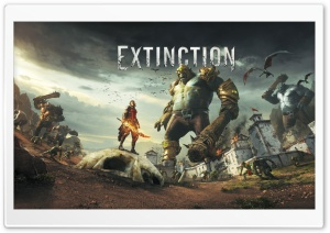 Extinction Game 2018 HD Wide Wallpaper for Widescreen