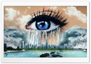 Eye Ultra HD Wallpaper for 4K UHD Widescreen desktop, tablet & smartphone