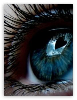 Eye Love Ultra Hd Desktop Background Wallpaper For