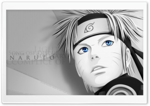 Eyes Of Naruto HD Wide Wallpaper for Widescreen