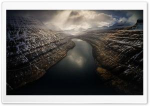 Eysturoy Island, Faroe islands Ultra HD Wallpaper for 4K UHD Widescreen desktop, tablet & smartphone