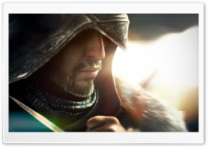 Ezio Auditore Enhanced Wallpaper ACR HD Wide Wallpaper for Widescreen