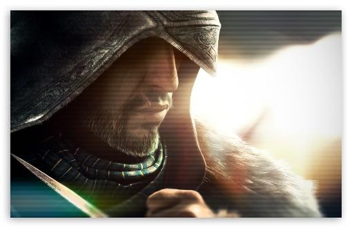 Download Ezio Auditore Enhanced Wallpaper ACR UltraHD Wallpaper