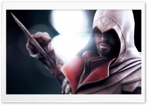 EZIO Auditore Enhanced Wallpaper By SHIKQ HD Wide Wallpaper for Widescreen