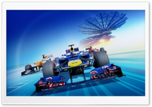 F1 2012 HD Wide Wallpaper for Widescreen