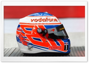 F1 Helmet HD Wide Wallpaper for Widescreen