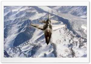 F-16 Aggressor HD Wide Wallpaper for Widescreen