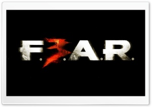 F.E.A.R.3 HD Wide Wallpaper for Widescreen