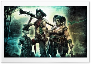 Fable 2 HD Wide Wallpaper for Widescreen