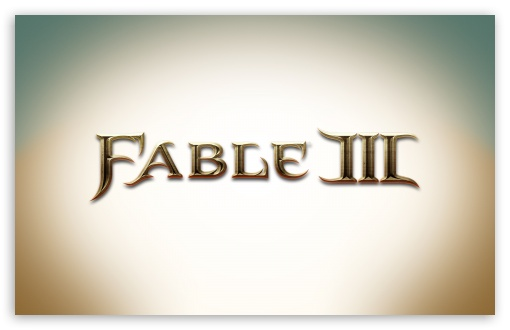 Fable III Logo HD wallpaper for Wide 16:10 5:3 Widescreen WHXGA WQXGA WUXGA WXGA WGA ; HD 16:9 High Definition WQHD QWXGA 1080p 900p 720p QHD nHD ; Standard 4:3 5:4 3:2 Fullscreen UXGA XGA SVGA QSXGA SXGA DVGA HVGA HQVGA devices ( Apple PowerBook G4 iPhone 4 3G 3GS iPod Touch ) ; iPad 1/2/Mini ; Mobile 4:3 5:3 3:2 16:9 5:4 - UXGA XGA SVGA WGA DVGA HVGA HQVGA devices ( Apple PowerBook G4 iPhone 4 3G 3GS iPod Touch ) WQHD QWXGA 1080p 900p 720p QHD nHD QSXGA SXGA ; Dual 16:10 5:3 16:9 4:3 5:4 WHXGA WQXGA WUXGA WXGA WGA WQHD QWXGA 1080p 900p 720p QHD nHD UXGA XGA SVGA QSXGA SXGA ;