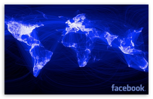 Facebook World Network HD wallpaper for Wide 16:10 5:3 Widescreen WHXGA WQXGA WUXGA WXGA WGA ; HD 16:9 High Definition WQHD QWXGA 1080p 900p 720p QHD nHD ; Tablet 1:1 ; Mobile 5:3 3:2 16:9 - WGA DVGA HVGA HQVGA devices ( Apple PowerBook G4 iPhone 4 3G 3GS iPod Touch ) WQHD QWXGA 1080p 900p 720p QHD nHD ;