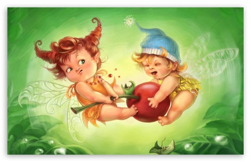 Fairy Children HD wallpaper for Wide 16:10 5:3 Widescreen WHXGA WQXGA WUXGA WXGA WGA ; HD 16:9 High Definition WQHD QWXGA 1080p 900p 720p QHD nHD ; Standard 3:2 Fullscreen DVGA HVGA HQVGA devices ( Apple PowerBook G4 iPhone 4 3G 3GS iPod Touch ) ; Mobile 5:3 3:2 16:9 - WGA DVGA HVGA HQVGA devices ( Apple PowerBook G4 iPhone 4 3G 3GS iPod Touch ) WQHD QWXGA 1080p 900p 720p QHD nHD ;