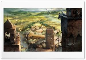 Fairy Palace Ultra HD Wallpaper for 4K UHD Widescreen desktop, tablet & smartphone
