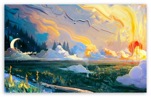 Download Fairyland HD Wallpaper