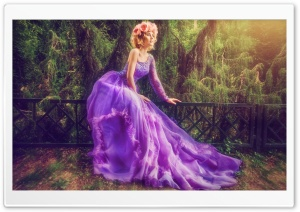 Fairytale Princess Photography Ultra HD Wallpaper for 4K UHD Widescreen desktop, tablet & smartphone