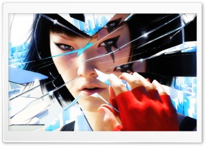 Faith Connors   Mirror's Edge HD Wide Wallpaper for Widescreen