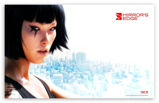 Faith Connors   Mirror's Edge Game HD wallpaper for Wide 16:10 5:3 Widescreen WHXGA WQXGA WUXGA WXGA WGA ; HD 16:9 High Definition WQHD QWXGA 1080p 900p 720p QHD nHD ; Standard 3:2 Fullscreen DVGA HVGA HQVGA devices ( Apple PowerBook G4 iPhone 4 3G 3GS iPod Touch ) ; Mobile 5:3 3:2 16:9 - WGA DVGA HVGA HQVGA devices ( Apple PowerBook G4 iPhone 4 3G 3GS iPod Touch ) WQHD QWXGA 1080p 900p 720p QHD nHD ;