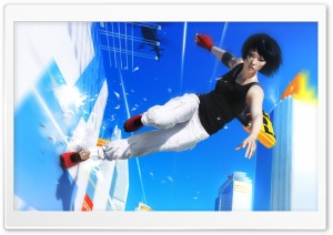 Faith Connors   Mirror's Edge Game 2 HD Wide Wallpaper for Widescreen