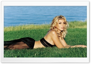 Faith Hill HD Wide Wallpaper for Widescreen