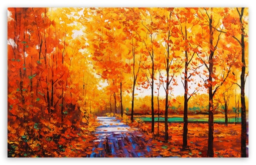 Fall Painting HD wallpaper for Wide 16:10 5:3 Widescreen WHXGA WQXGA WUXGA WXGA WGA ; HD 16:9 High Definition WQHD QWXGA 1080p 900p 720p QHD nHD ; Standard 4:3 5:4 3:2 Fullscreen UXGA XGA SVGA QSXGA SXGA DVGA HVGA HQVGA devices ( Apple PowerBook G4 iPhone 4 3G 3GS iPod Touch ) ; Tablet 1:1 ; iPad 1/2/Mini ; Mobile 4:3 5:3 3:2 16:9 5:4 - UXGA XGA SVGA WGA DVGA HVGA HQVGA devices ( Apple PowerBook G4 iPhone 4 3G 3GS iPod Touch ) WQHD QWXGA 1080p 900p 720p QHD nHD QSXGA SXGA ;