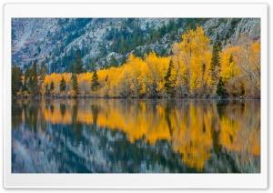 Fall Reflection, Silver Lake,...
