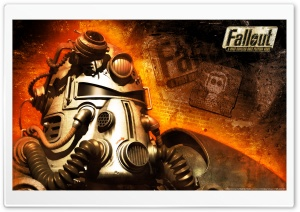 Fallout 1 HD Wide Wallpaper for Widescreen