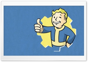 Fallout HD Wide Wallpaper for Widescreen